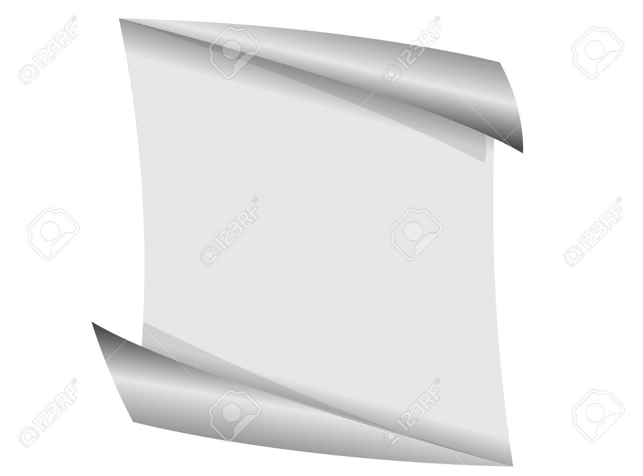 Paper notice board Stock Vector - 15163003