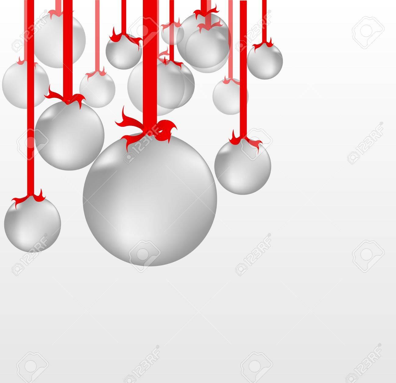 Christmas Background Illustration Stock Vector - 15845931