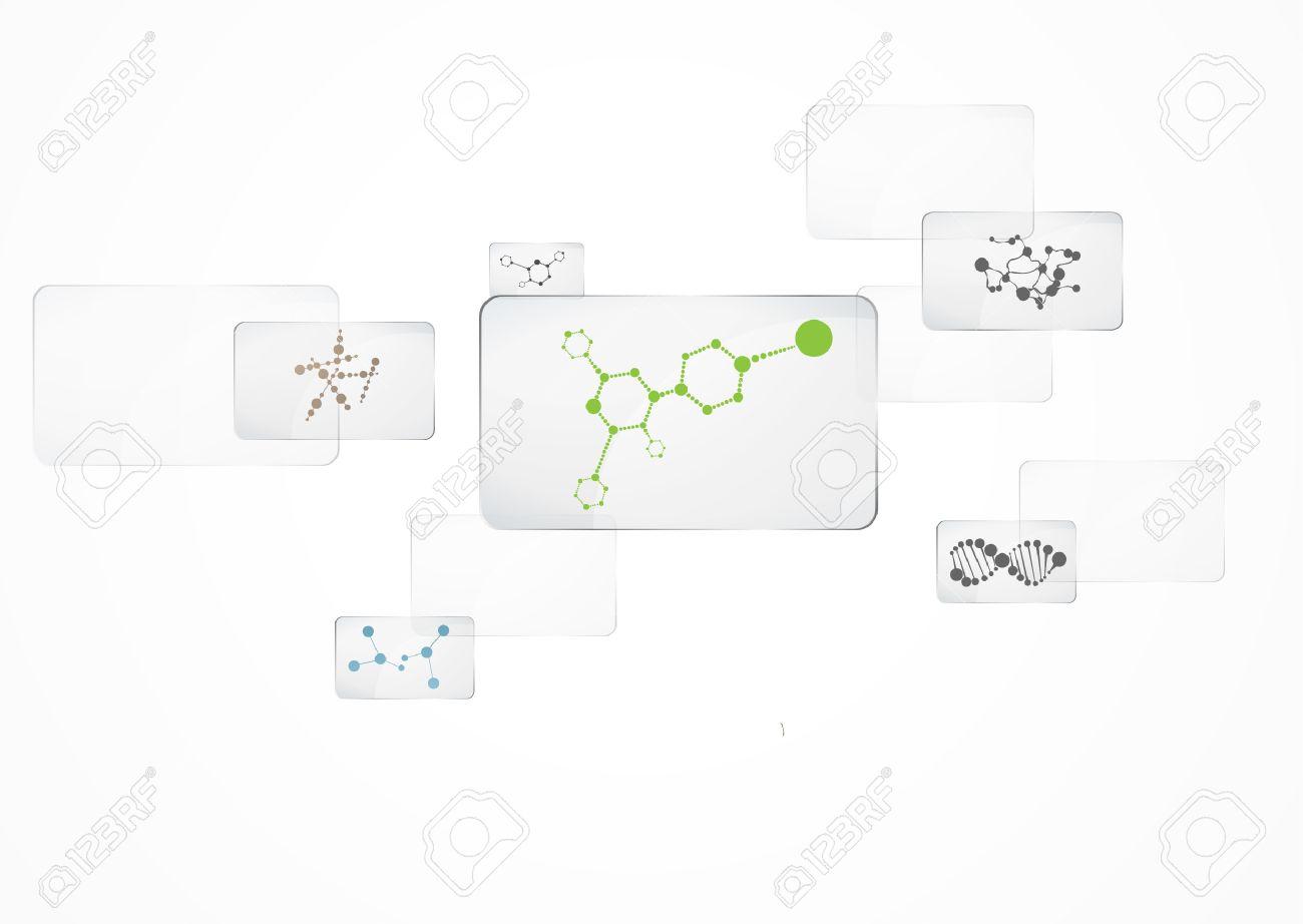 Science Background Medical Health Care Illustration Technology