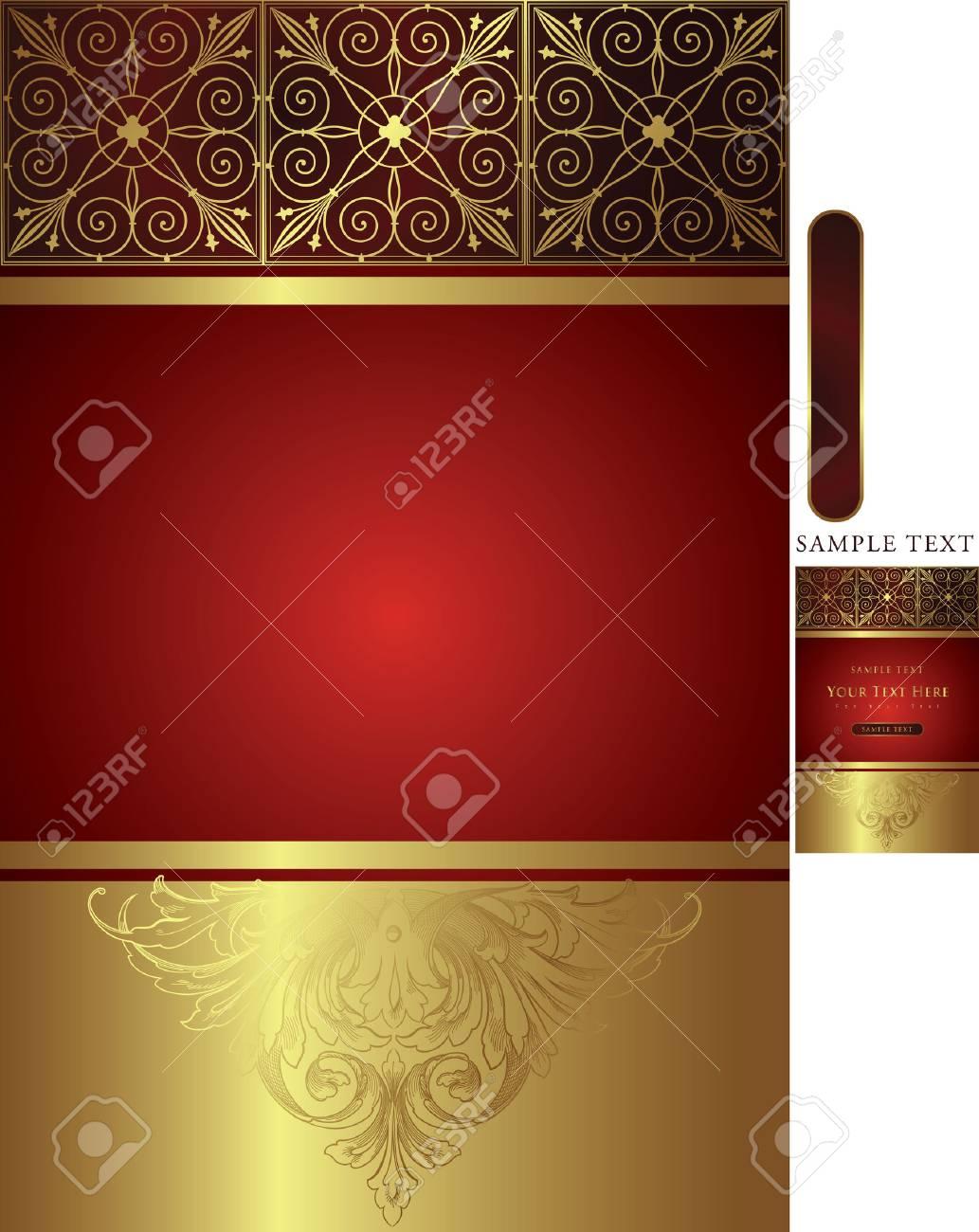 golden background Stock Vector - 3124196