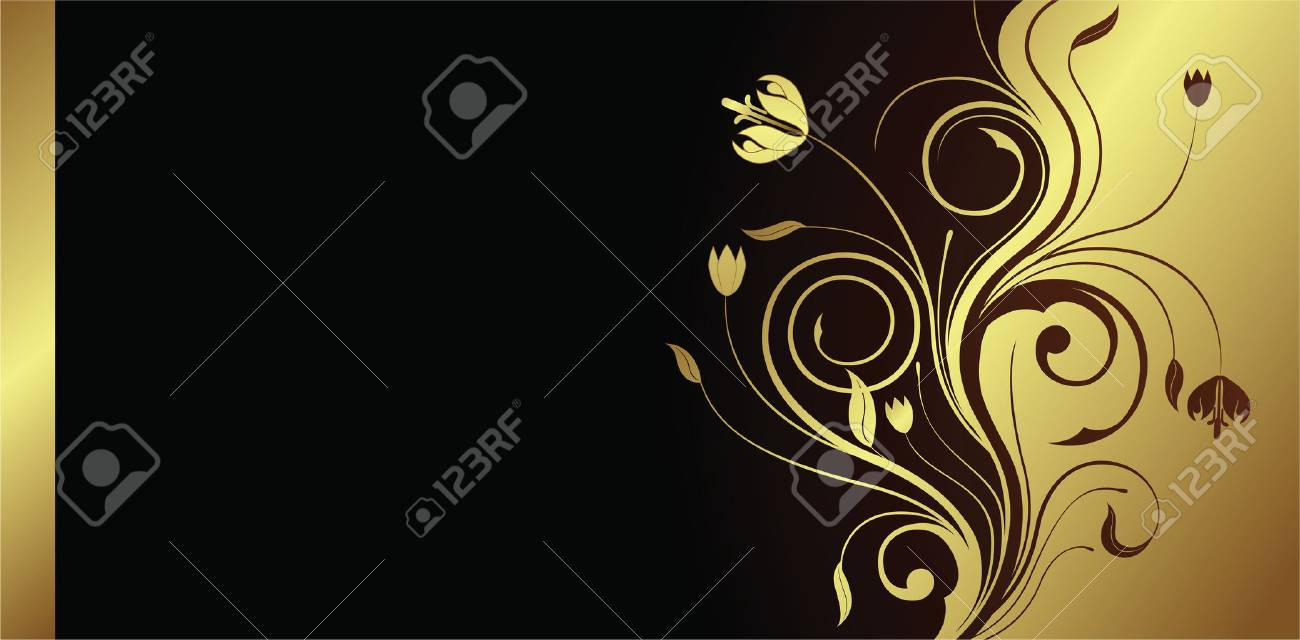 floral background Stock Vector - 3107480