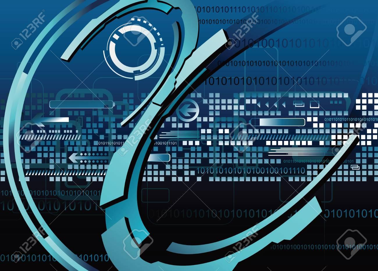 technology Stock Vector - 3243751