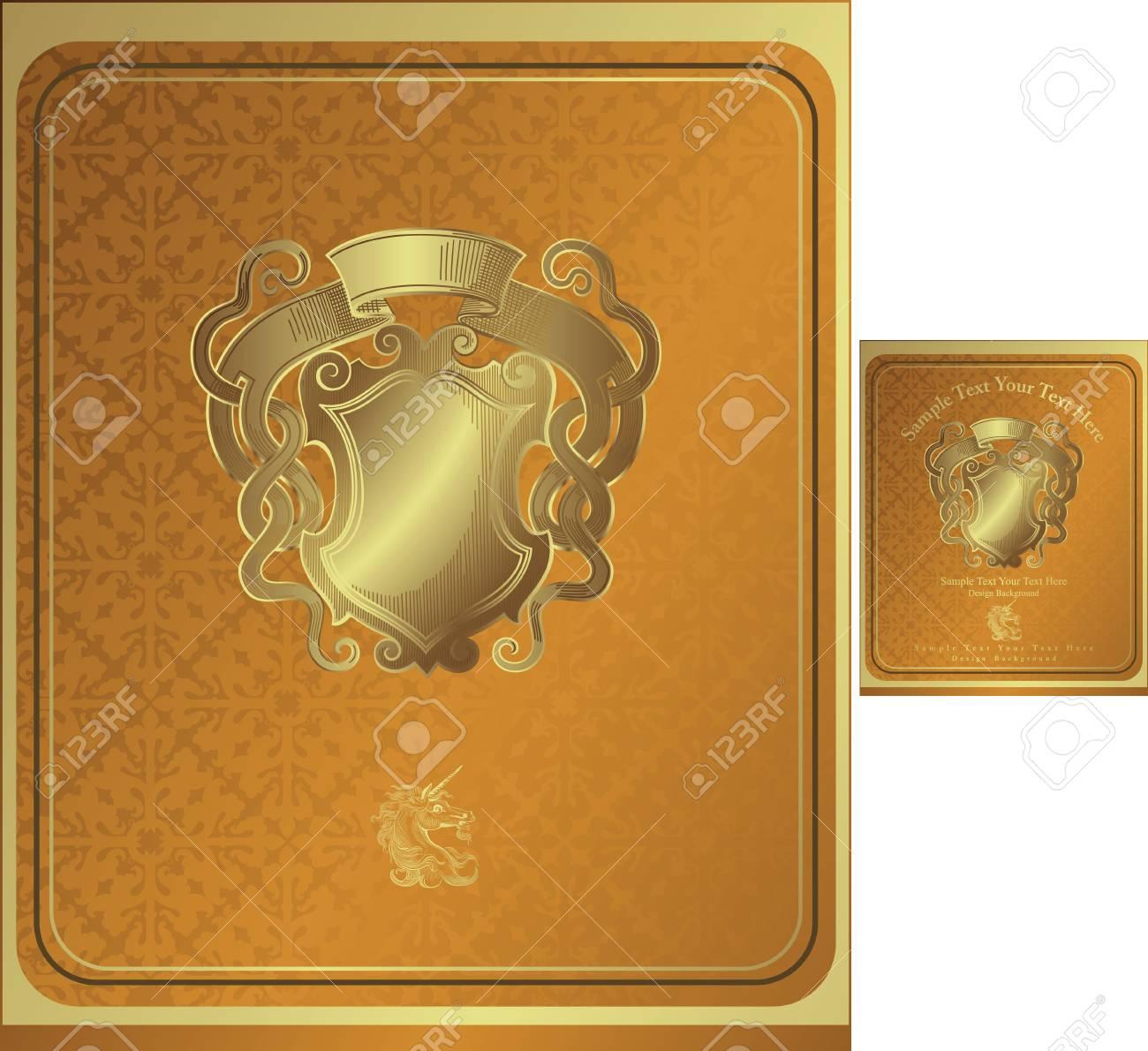 vintage design background Stock Vector - 3777142