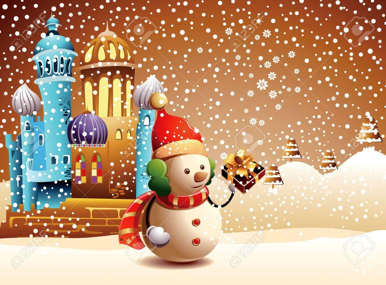 christmas cartoon character royalty free cliparts vectors and