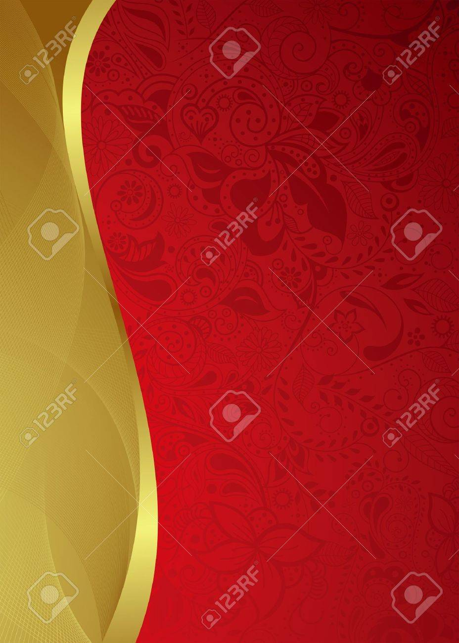 Abstract Curve Stock Vector - 12771375