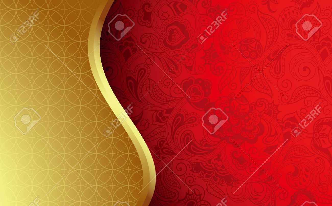 Abstract Curve Background Stock Vector - 14843524