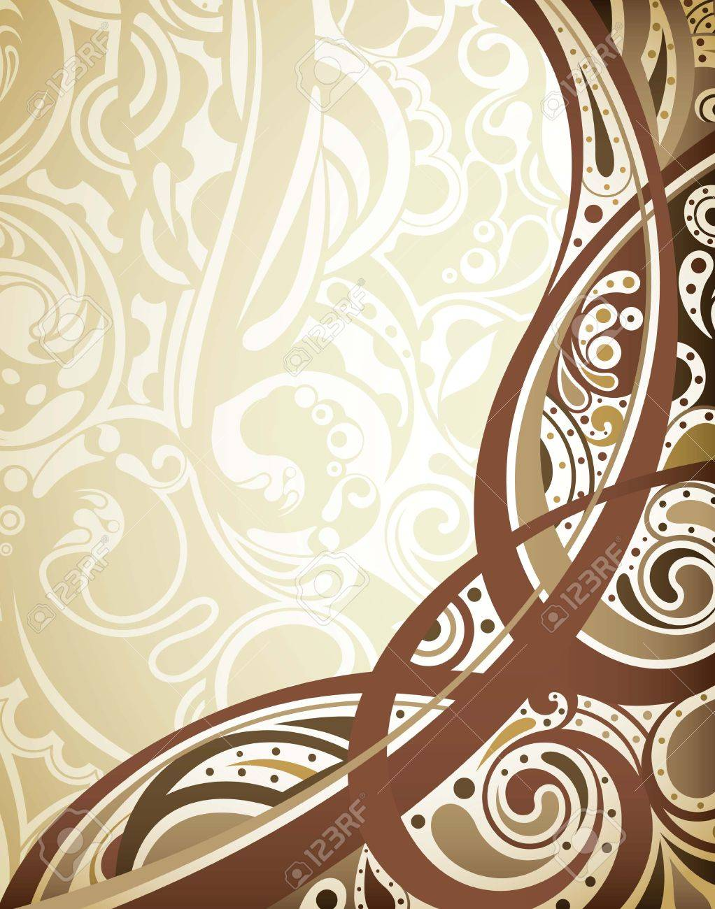 abstract chocolate curve background royalty free cliparts vectors and stock illustration image 27293410 abstract chocolate curve background