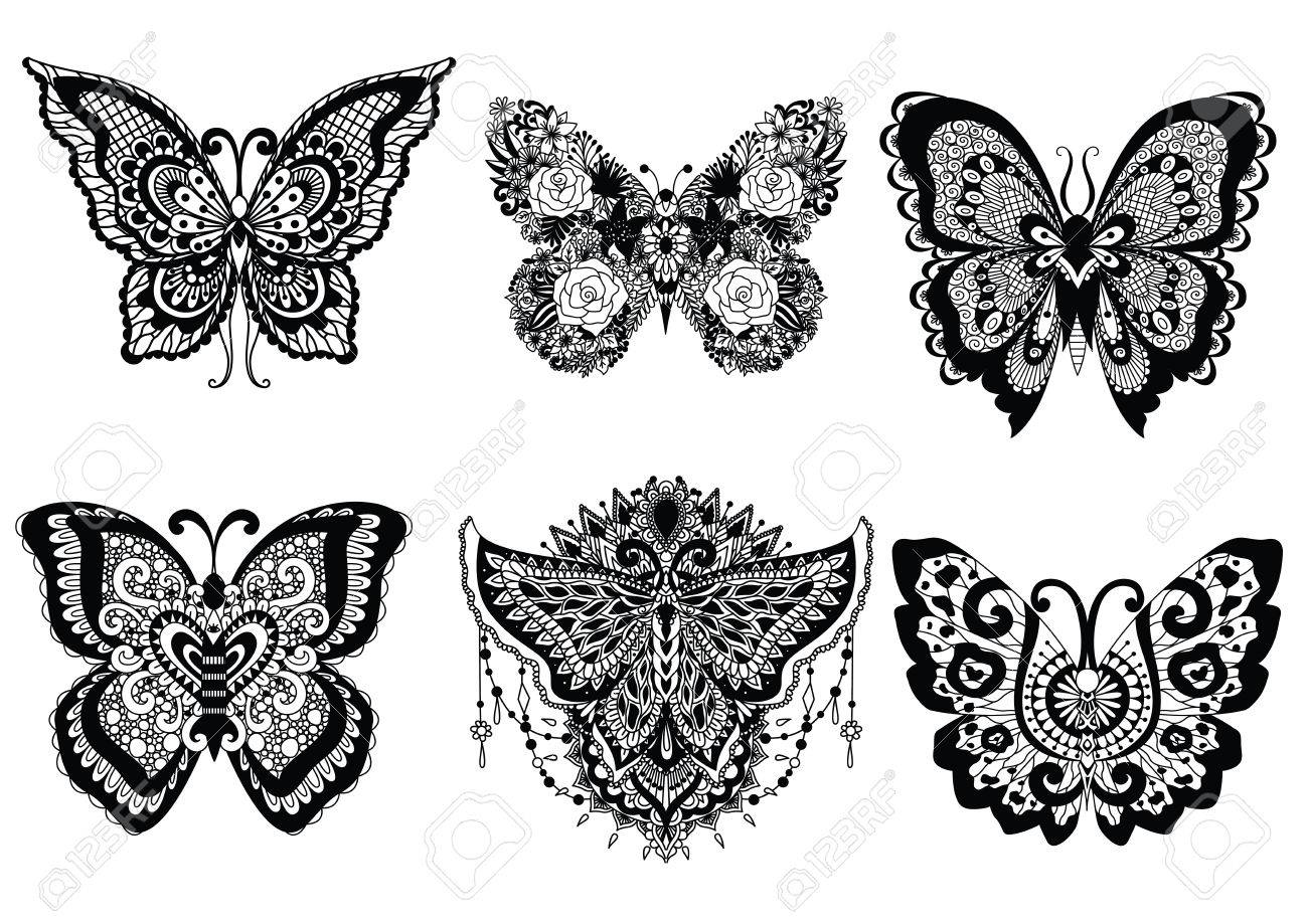 Großzügig Frühling Schmetterlinge Färbung Seiten Ideen - Malvorlagen ...