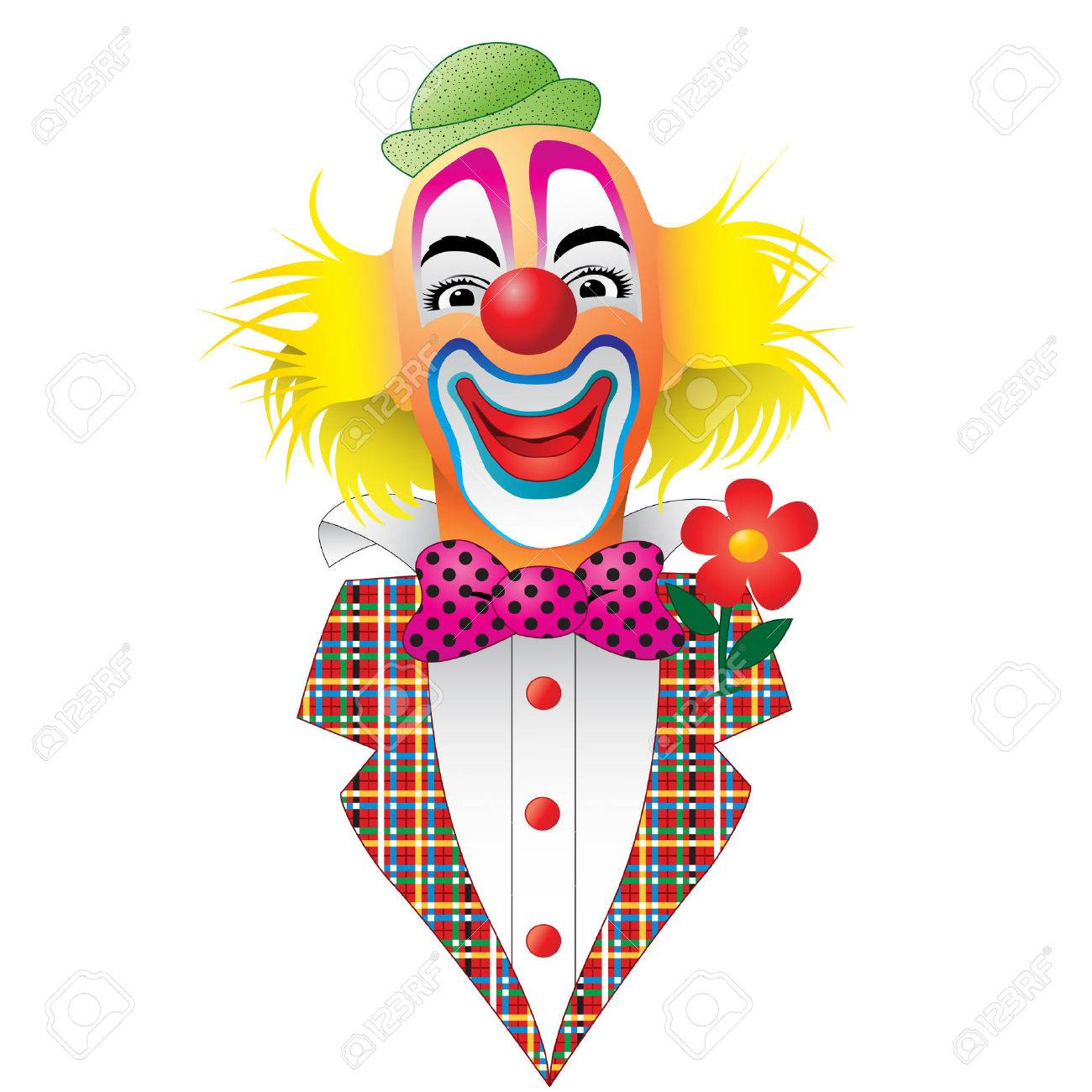 clown royalty free cliparts vectors and stock illustration