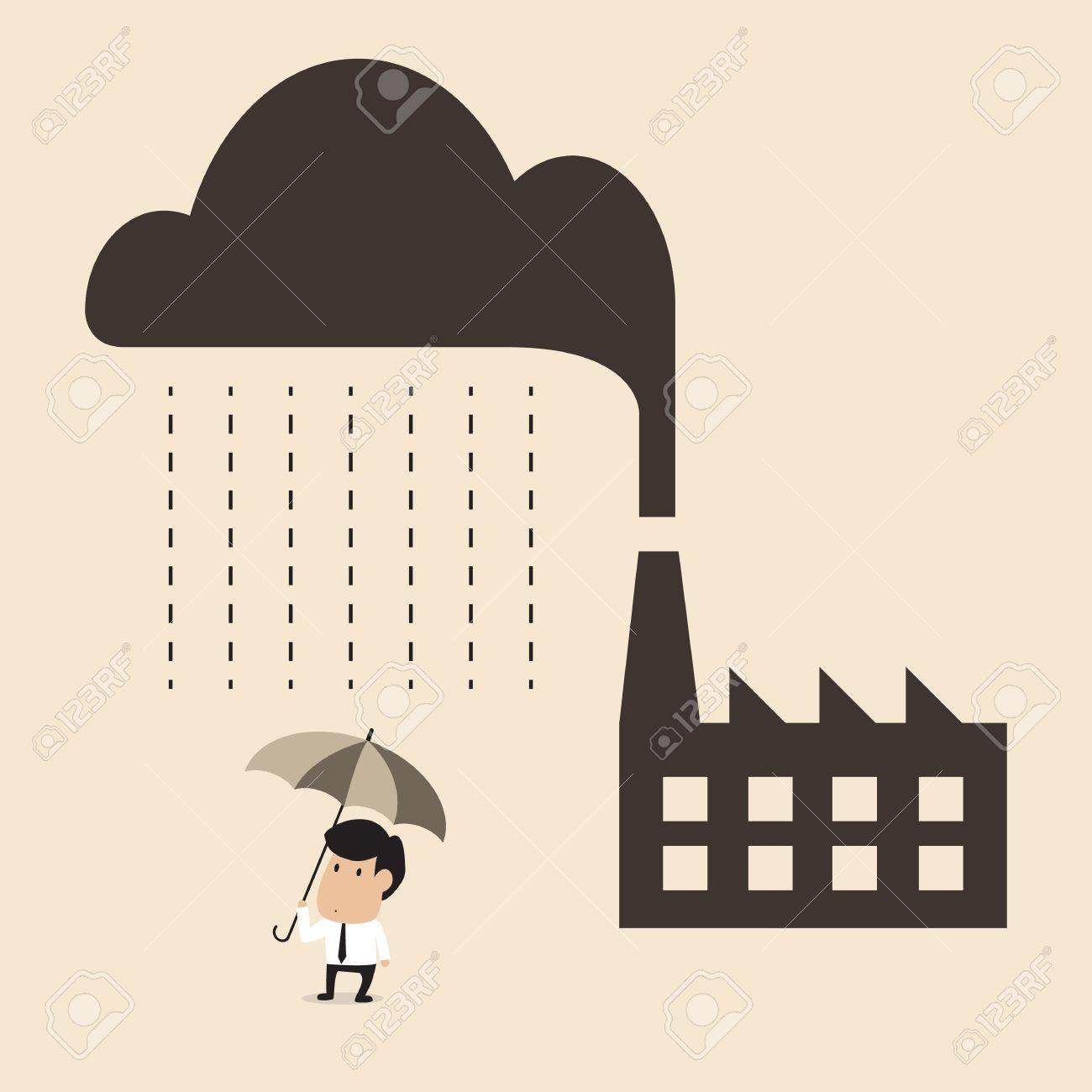 Resultado de imagen de lluvia acida