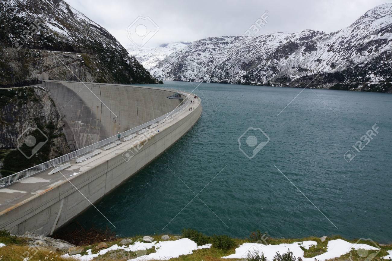 Höchste Staumauer In österreich Lizenzfreie Fotos Bilder Und Stock Fotografie Image 32826379