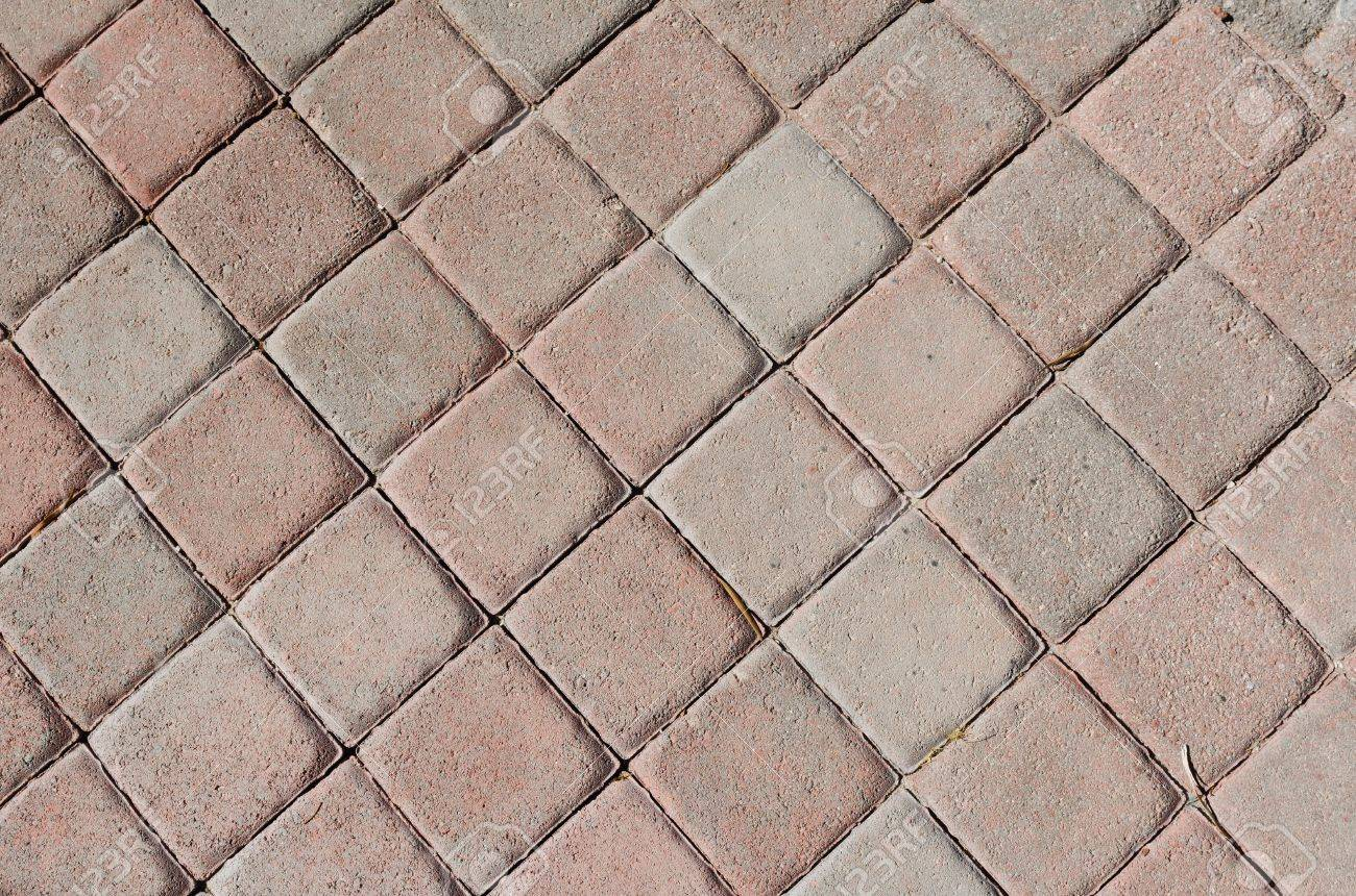 A Brick Paver Pattern Excellent For Use As Patio Or Outdoor