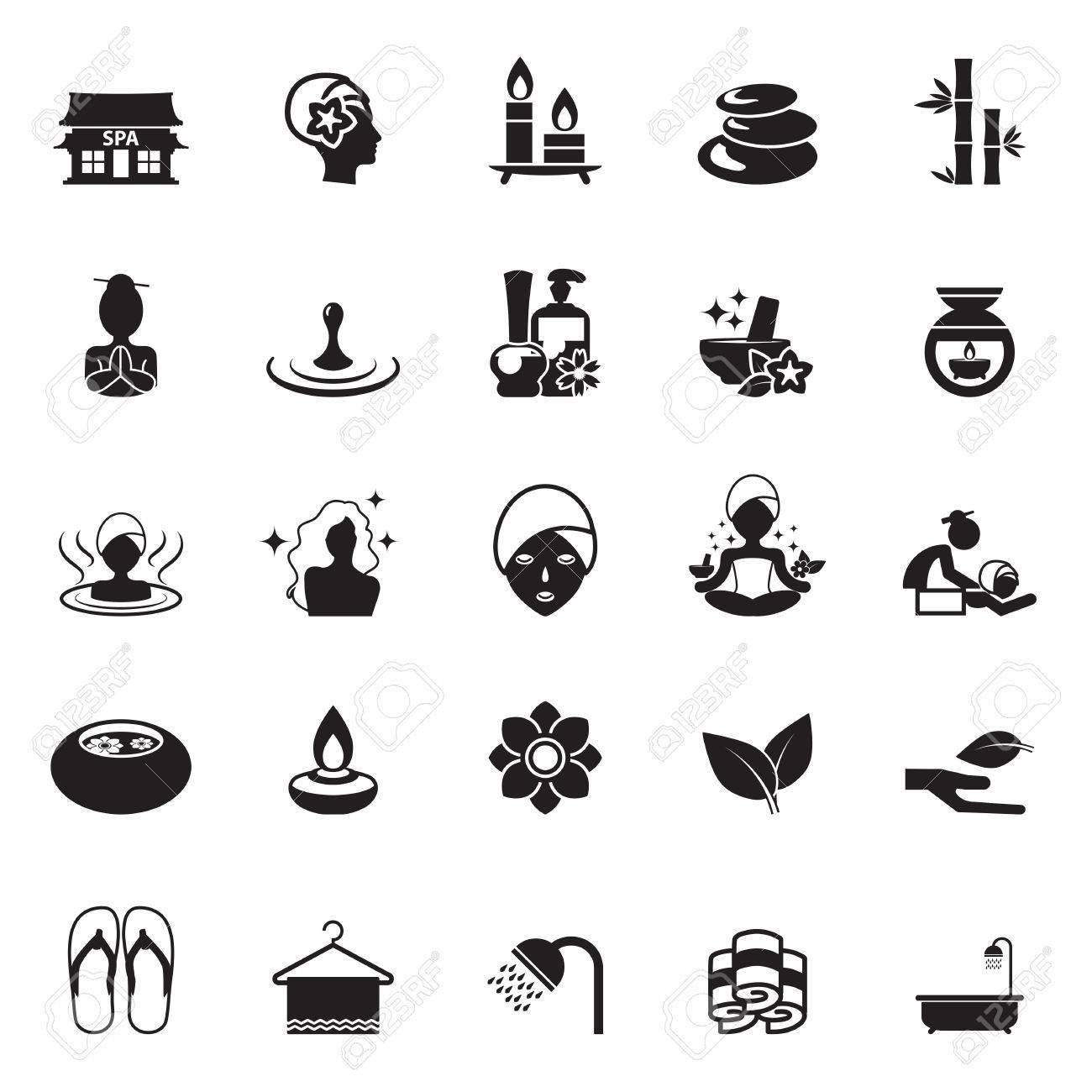 Wellness icon  Wellness-Icon- Lizenzfrei Nutzbare Vektorgrafiken, Clip Arts ...