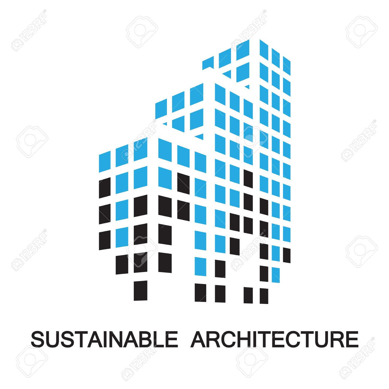 Sustainable architecturebuildingicon and symbol royalty free sustainable architecturebuildingicon and symbol stock vector 58946137 biocorpaavc Image collections