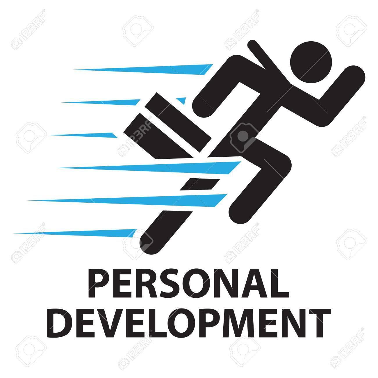Desarrollo Personal, Icono Y Símbolo Ilustraciones Vectoriales, Clip ...