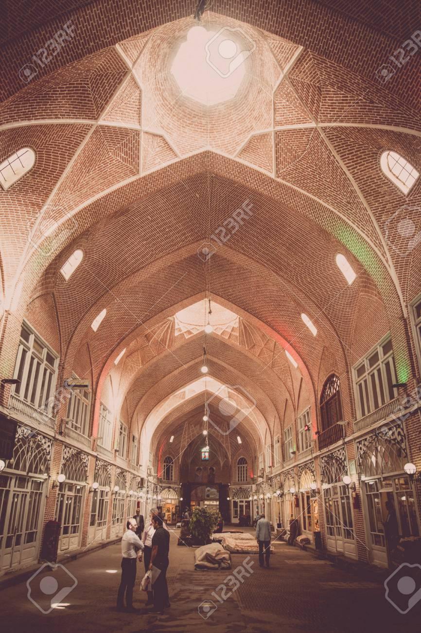 タブリーズ、イラン - 2017 年 5...