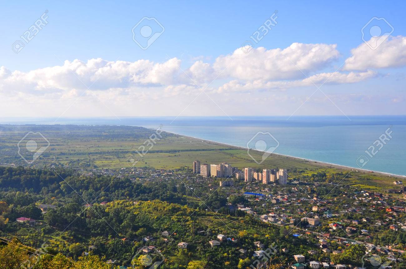 Where are Gagra Abkhazia, the city of Gagra 72
