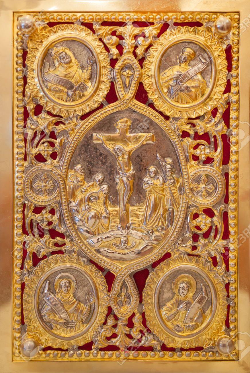 福音書、新世紀エヴァンゲリオン、またはキリストの福音の本 の写真 ...