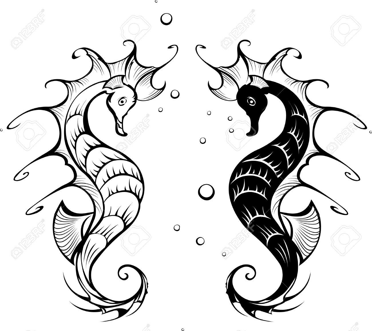 Fantastisch Seepferdchen Färbung Seite Ideen - Malvorlagen Ideen ...