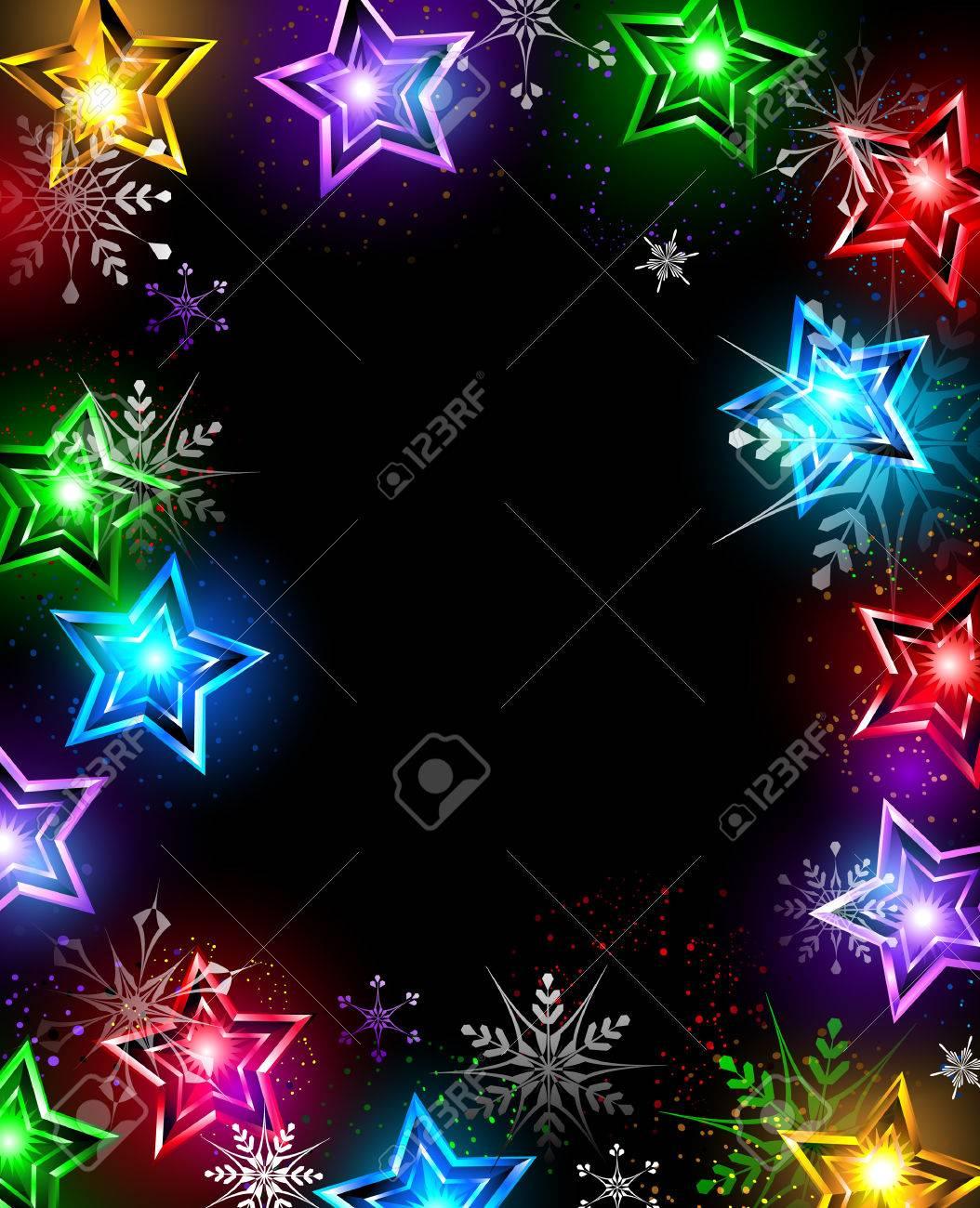 Fabuleux Elettriche, Lanterne Di Natale A Forma Di Stelle E Fiocchi Di Neve  XR66