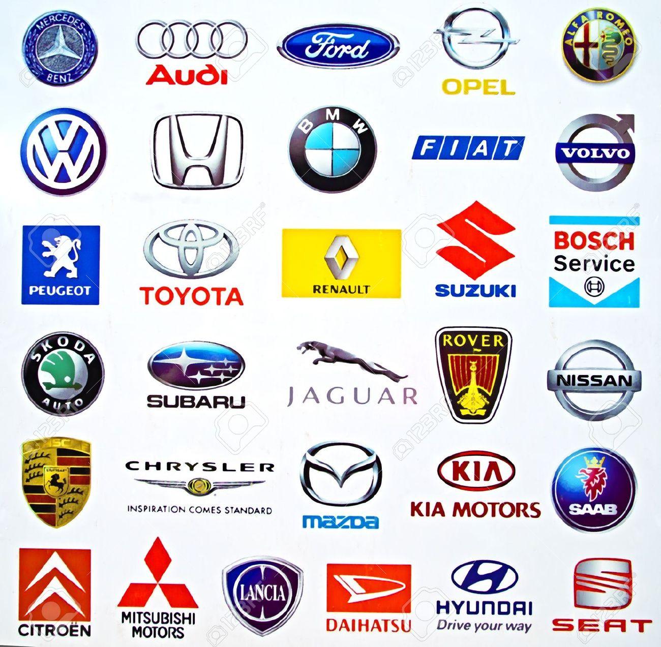 image logo voiture