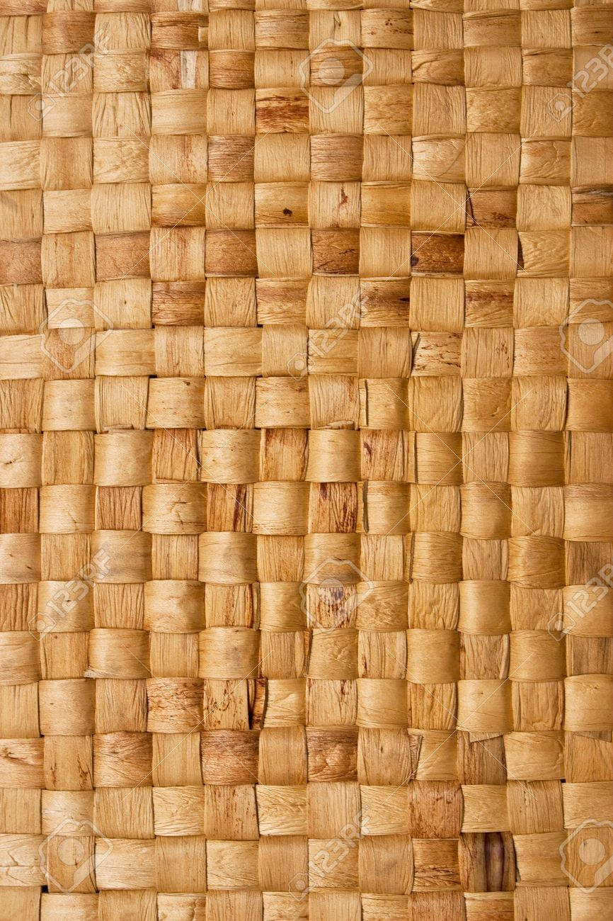 Texture of weave reed Stock Photo - 7472030