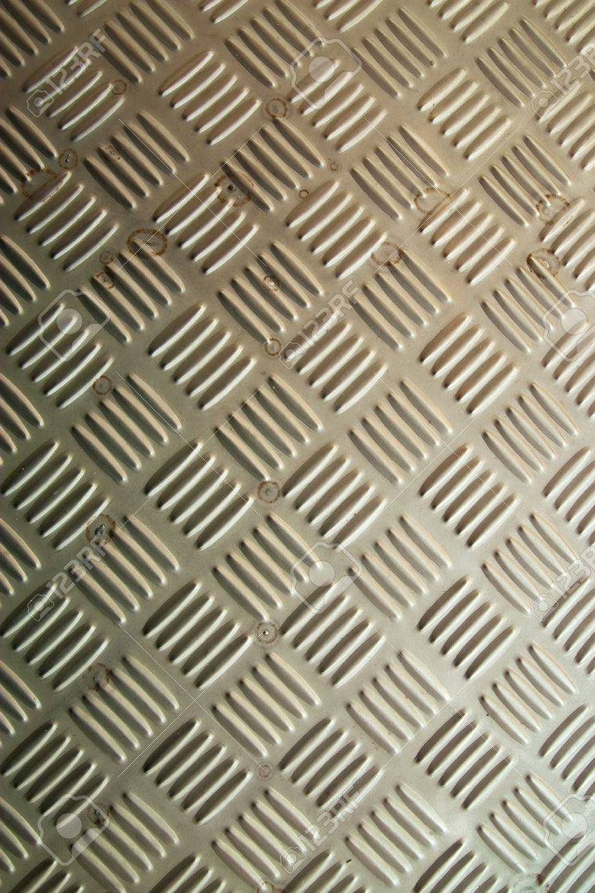 texture of stainless floor Stock Photo - 7910600