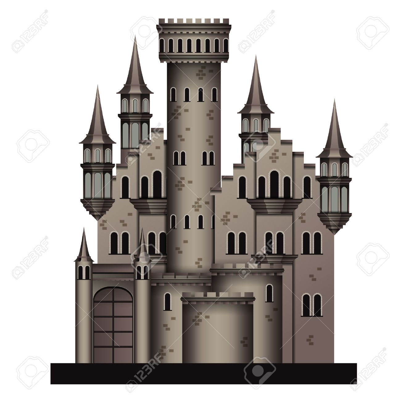 Medieval castle - 22961284
