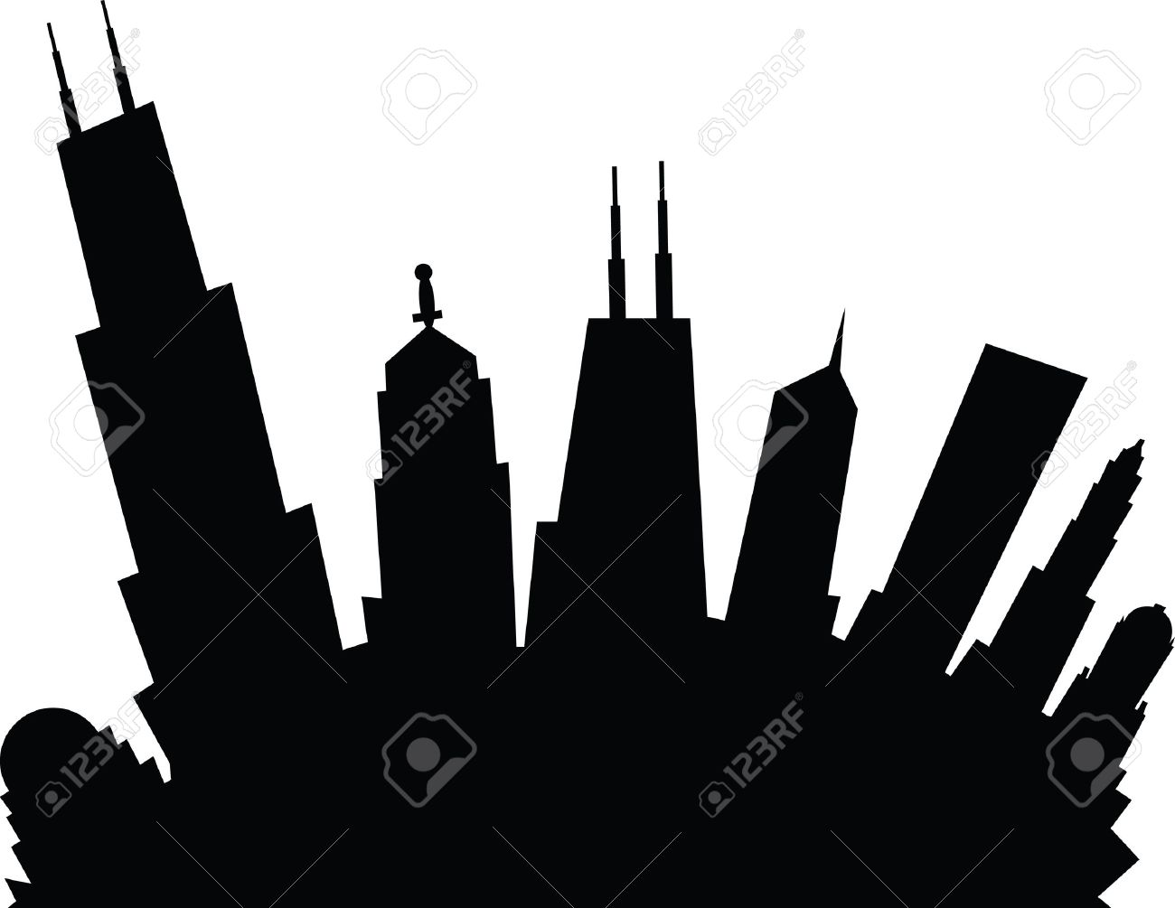 994 chicago skyline stock illustrations cliparts and royalty free rh 123rf com chicago skyline clipart free download chicago skyline clipart free download