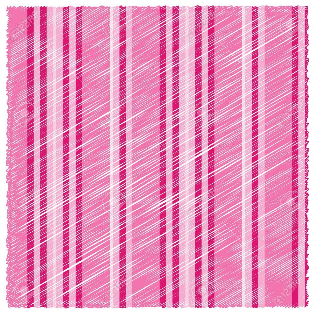 Fondo rosa rayas blancas