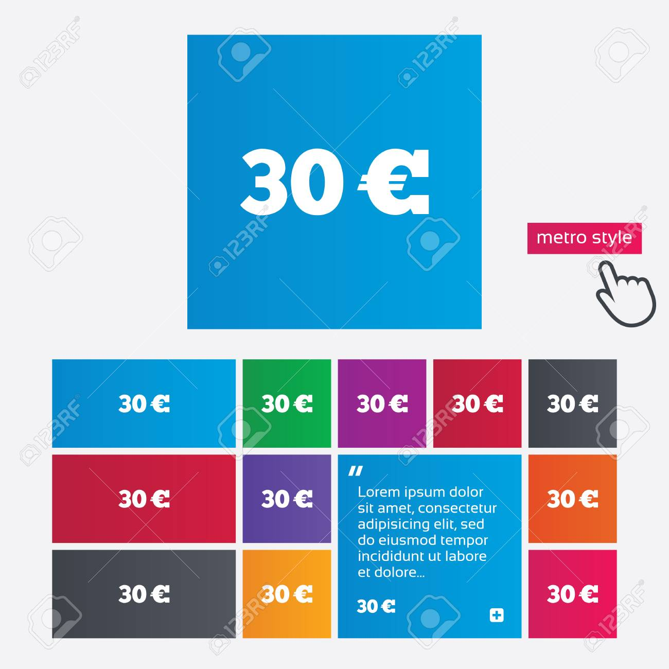 30 euro sign icon eur currency symbol money label metro style 30 euro sign icon eur currency symbol money label metro style buttons buycottarizona Gallery
