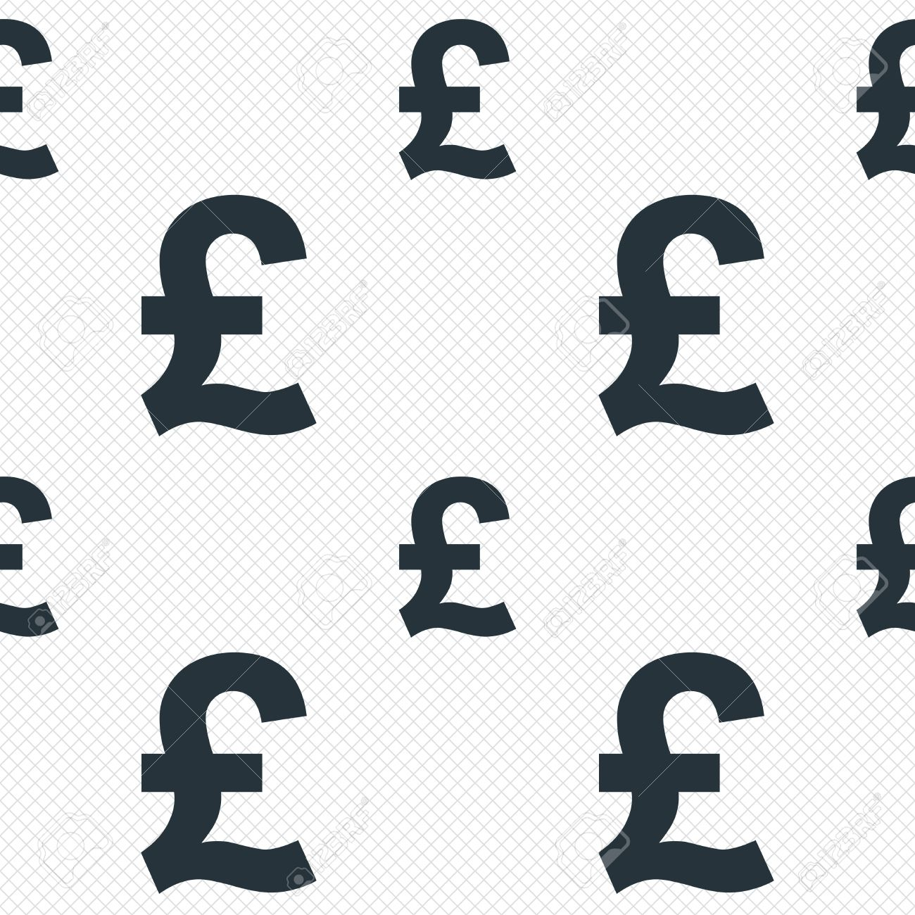 Pound sign icon gbp currency symbol money label seamless grid pound sign icon gbp currency symbol money label seamless grid lines texture buycottarizona Choice Image