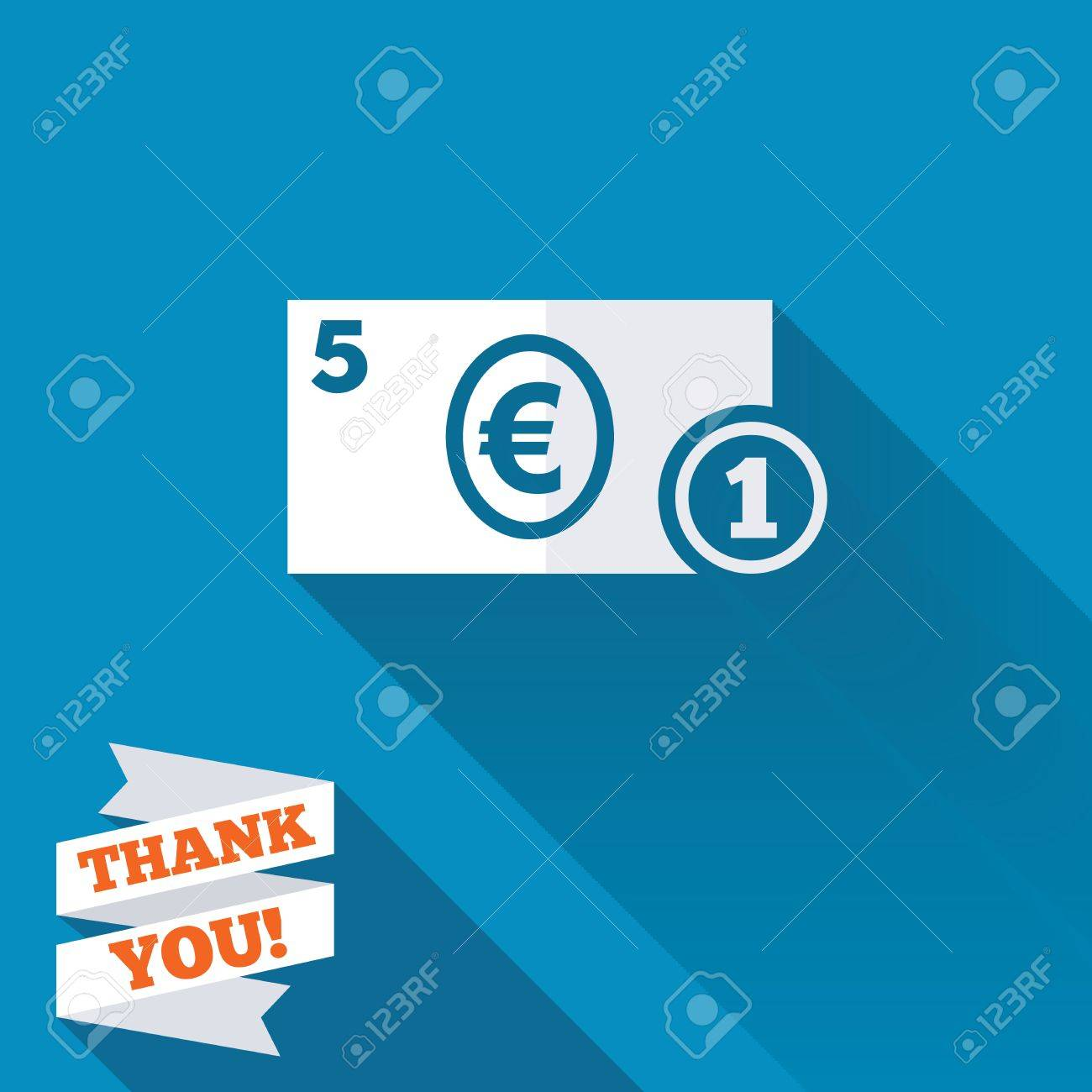 Cash sign icon euro money symbol eur coin and paper money cash sign icon euro money symbol eur coin and paper money white flat buycottarizona Gallery