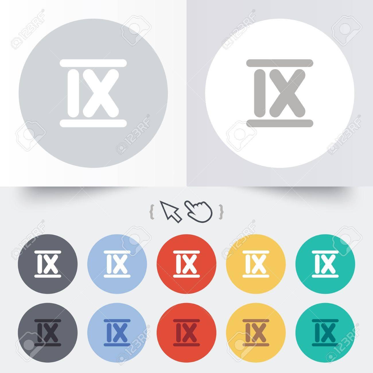 ix als zahl