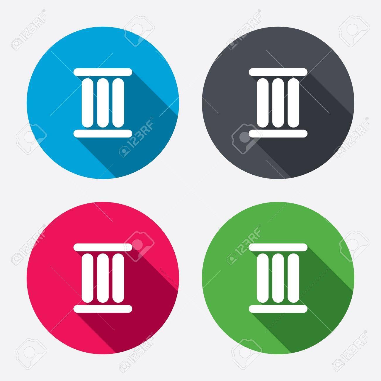 Chiffre Romain 4 chiffre romain trois signe icône. chiffre romain trois symbole