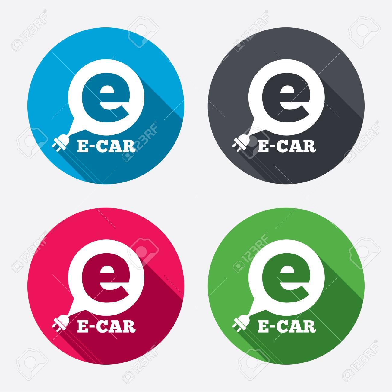 Ziemlich Elektrische Symbole Des Fahrzeugs Zeitgenössisch ...