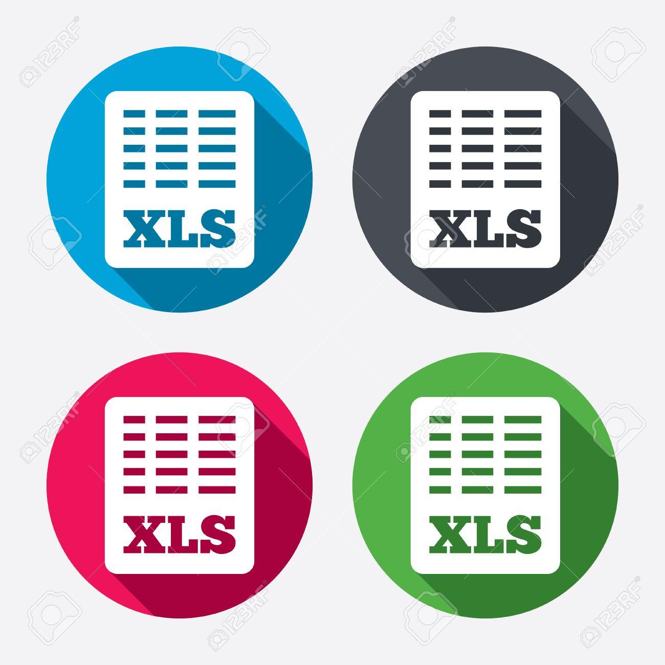 xls файл скачать