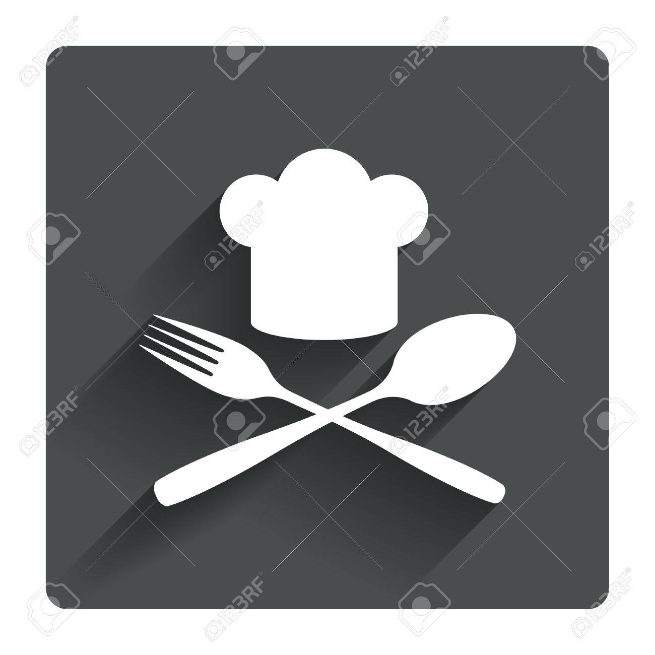 Chef Hat Icon Vector Chef Hat Sign Icon