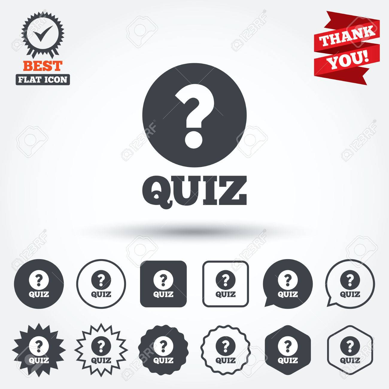 quiz question mark sign icon questions and answers game quiz question mark sign icon questions and answers game symbol circle star