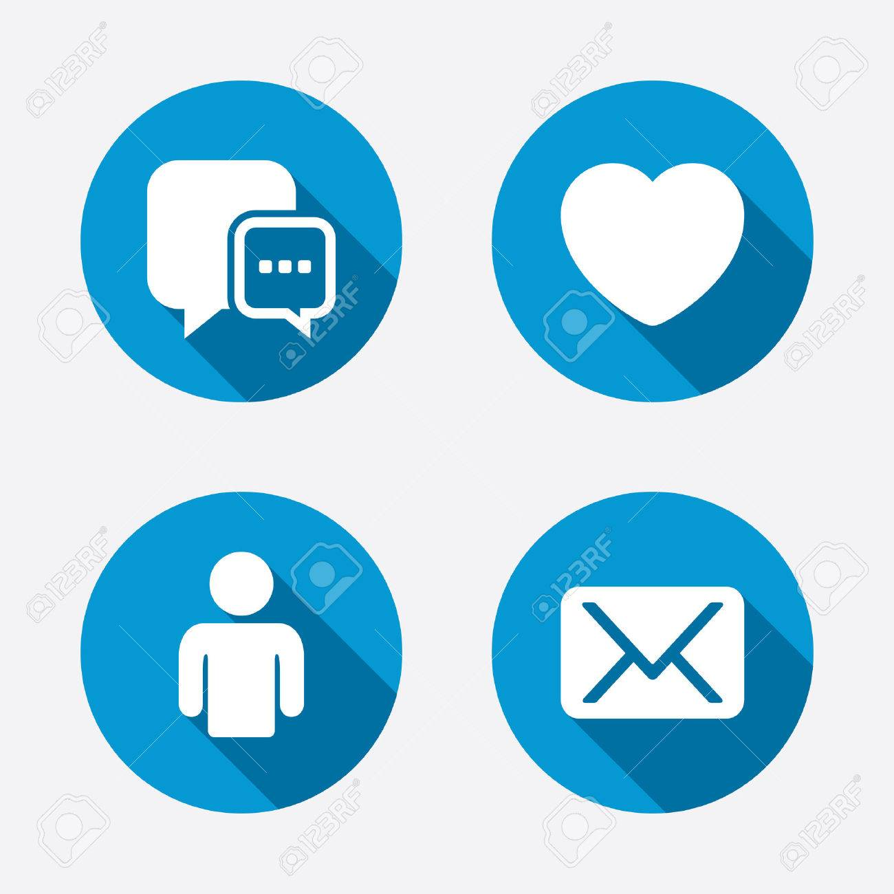 Heart text message symbols choice image symbol and sign ideas social media icons chat speech bubble and mail messages symbols social media icons chat speech bubble biocorpaavc