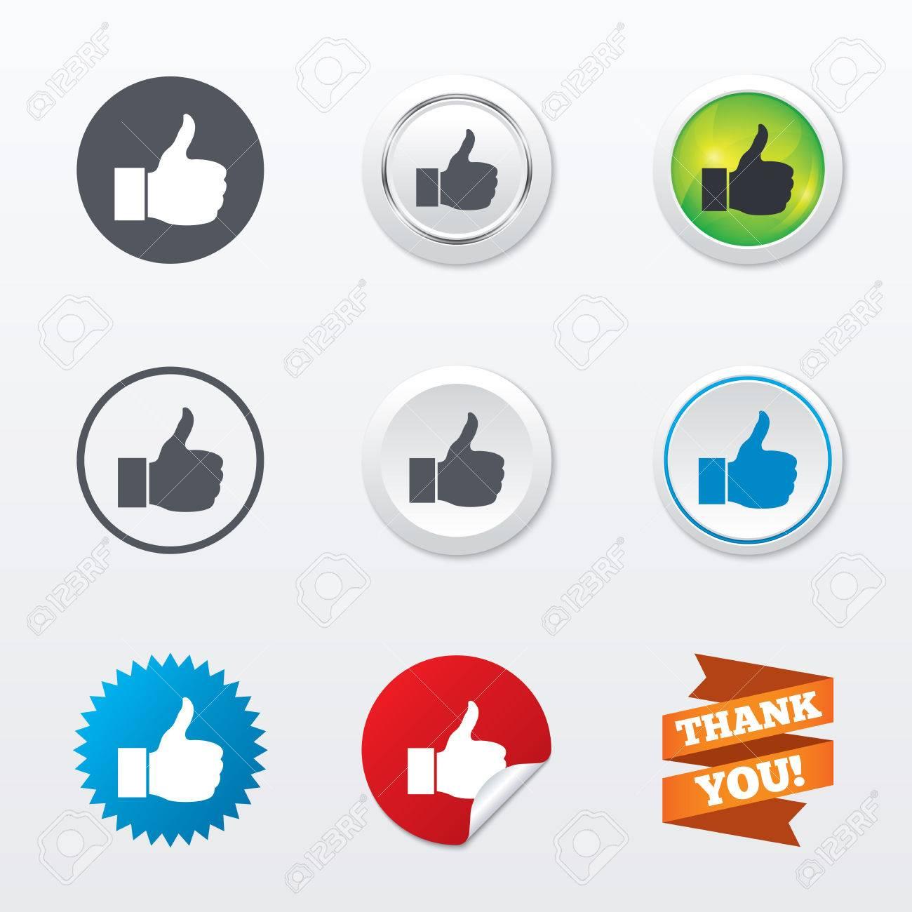 like sign icon thumb up sign hand finger up symbol circle