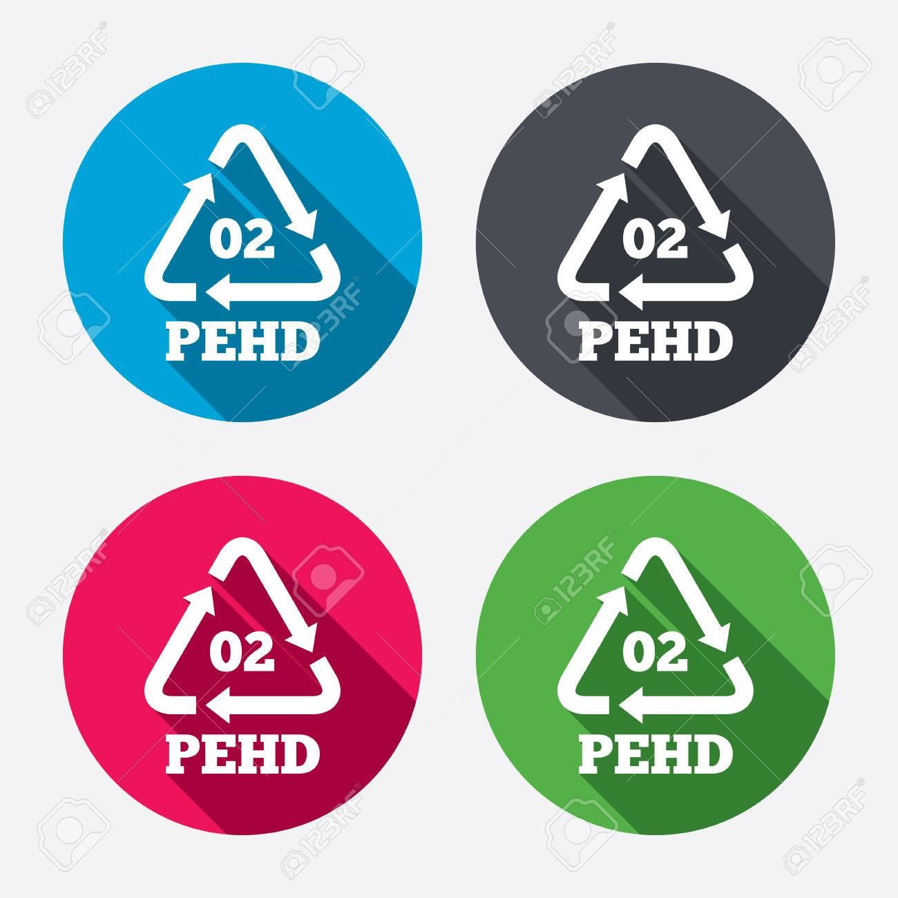 Hd pe 02 icon high density polyethylene sign recycling symbol hd pe 02 icon high density polyethylene sign recycling symbol circle biocorpaavc Choice Image