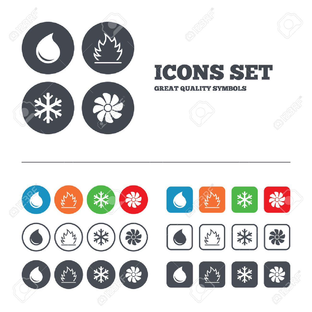 1397 Hvac Cliparts Stock Vector And Royalty Free Illustrations Drawing Symbols Icons Heating Ventilating Air Conditioning Water Supply Climate Control