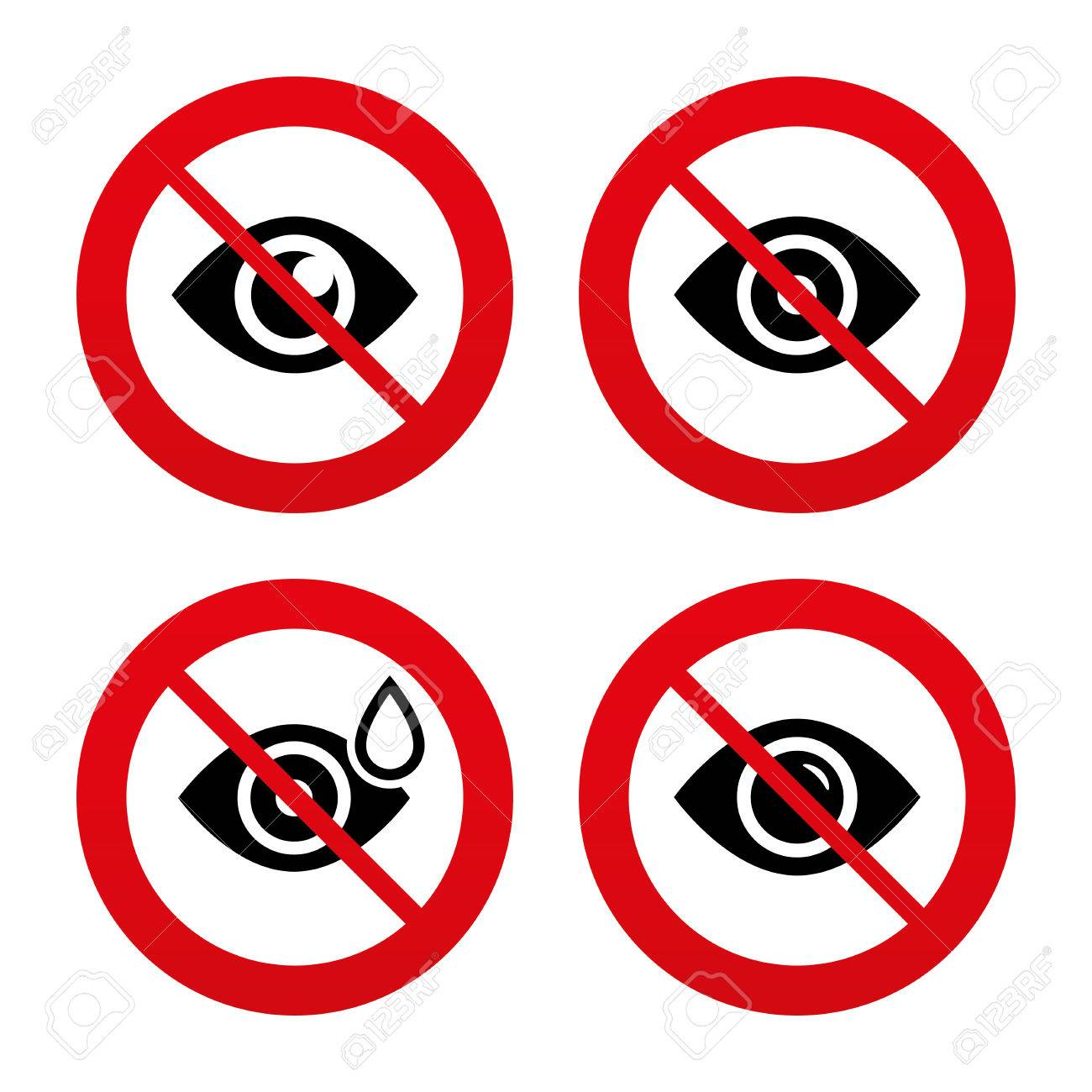 Red Eye Symbol Choice Image Meaning Of Text Symbols