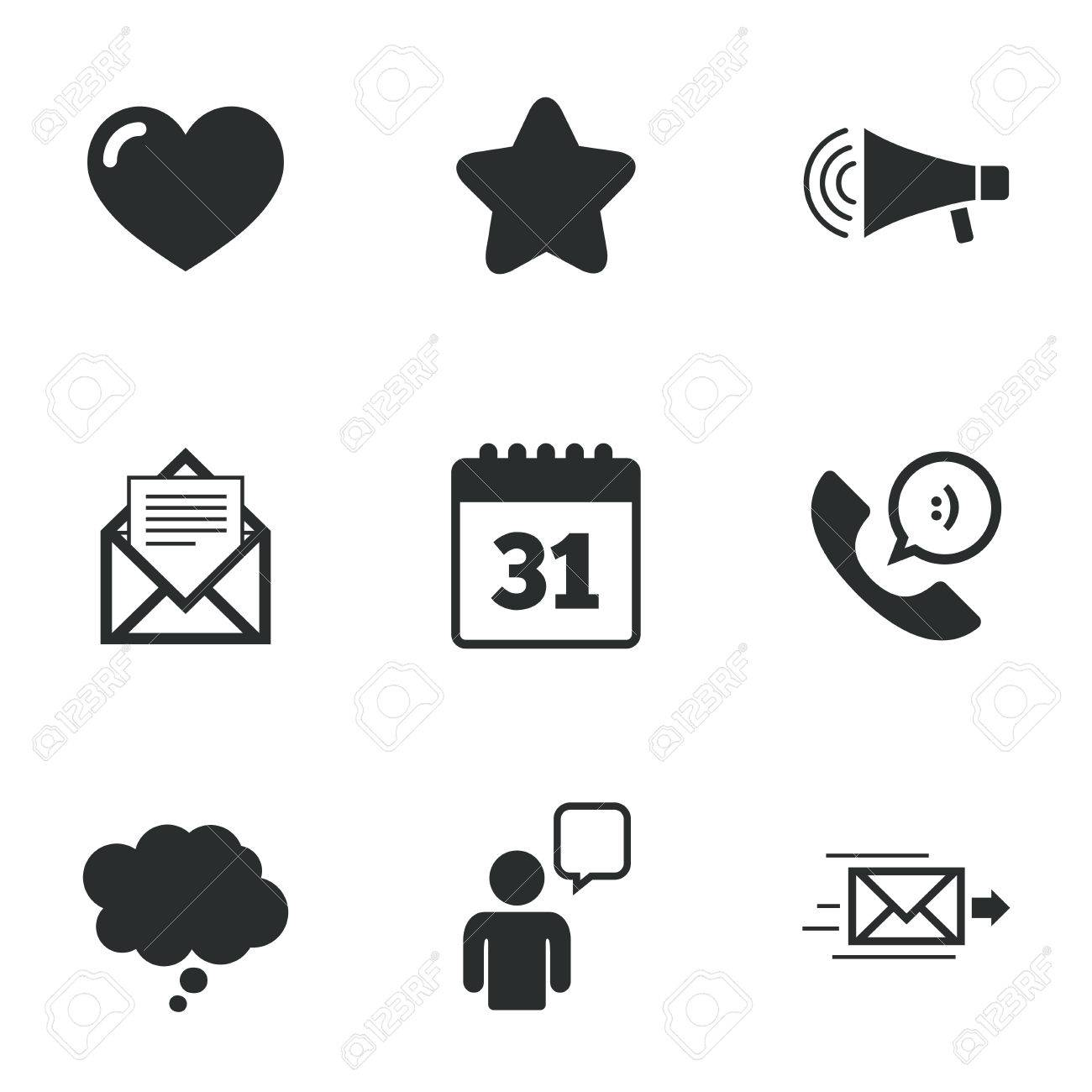Mail contact icons favorite like and calendar signs e mail mail contact icons favorite like and calendar signs e mail biocorpaavc