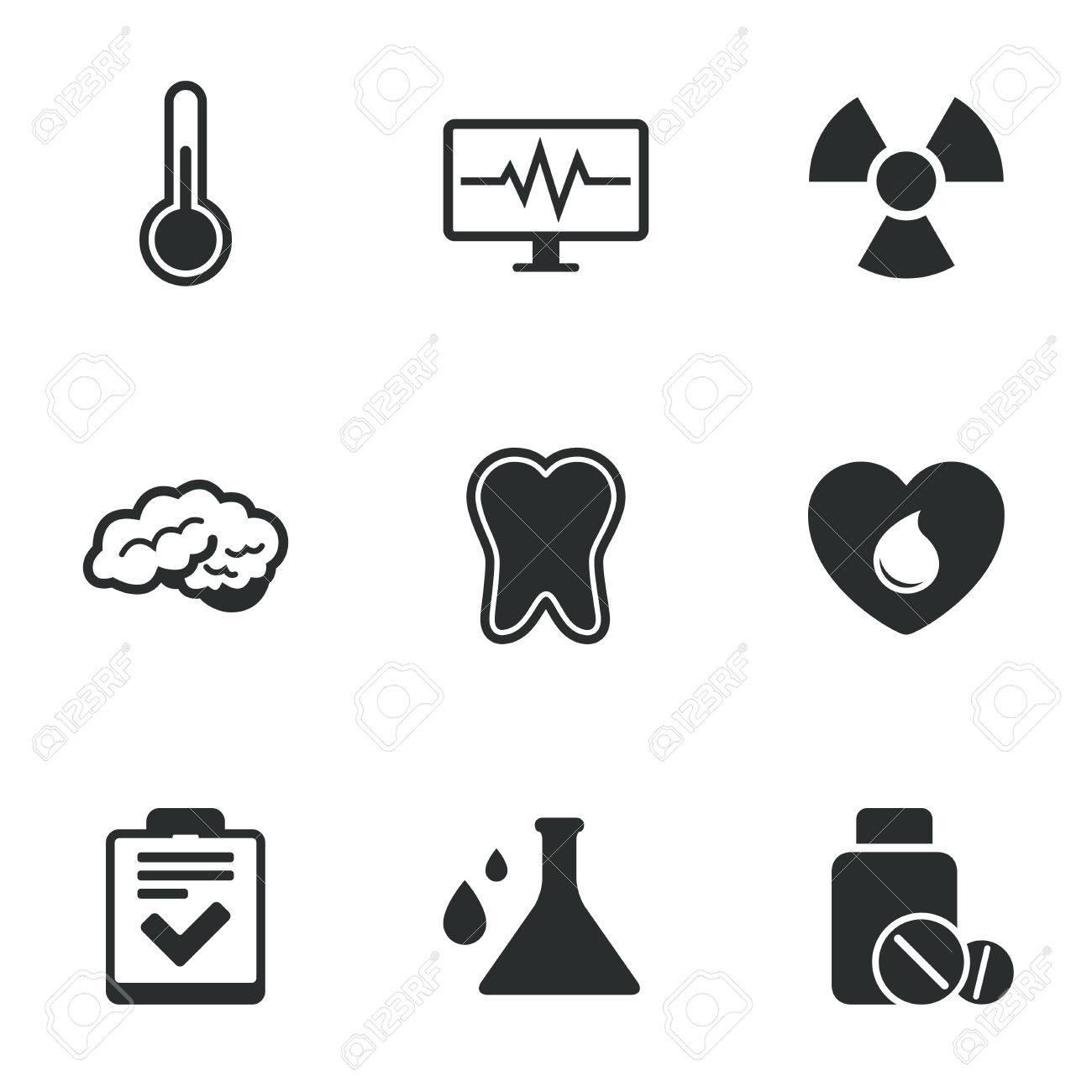 Medicine medical health and diagnosis icons blood donate medicine medical health and diagnosis icons blood donate thermometer and pills signs biocorpaavc Gallery