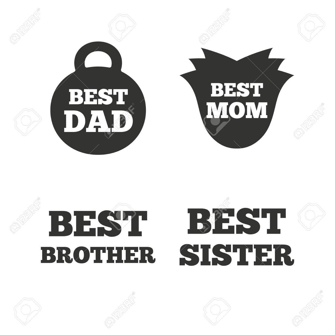 Mamma Sorella E Fratello