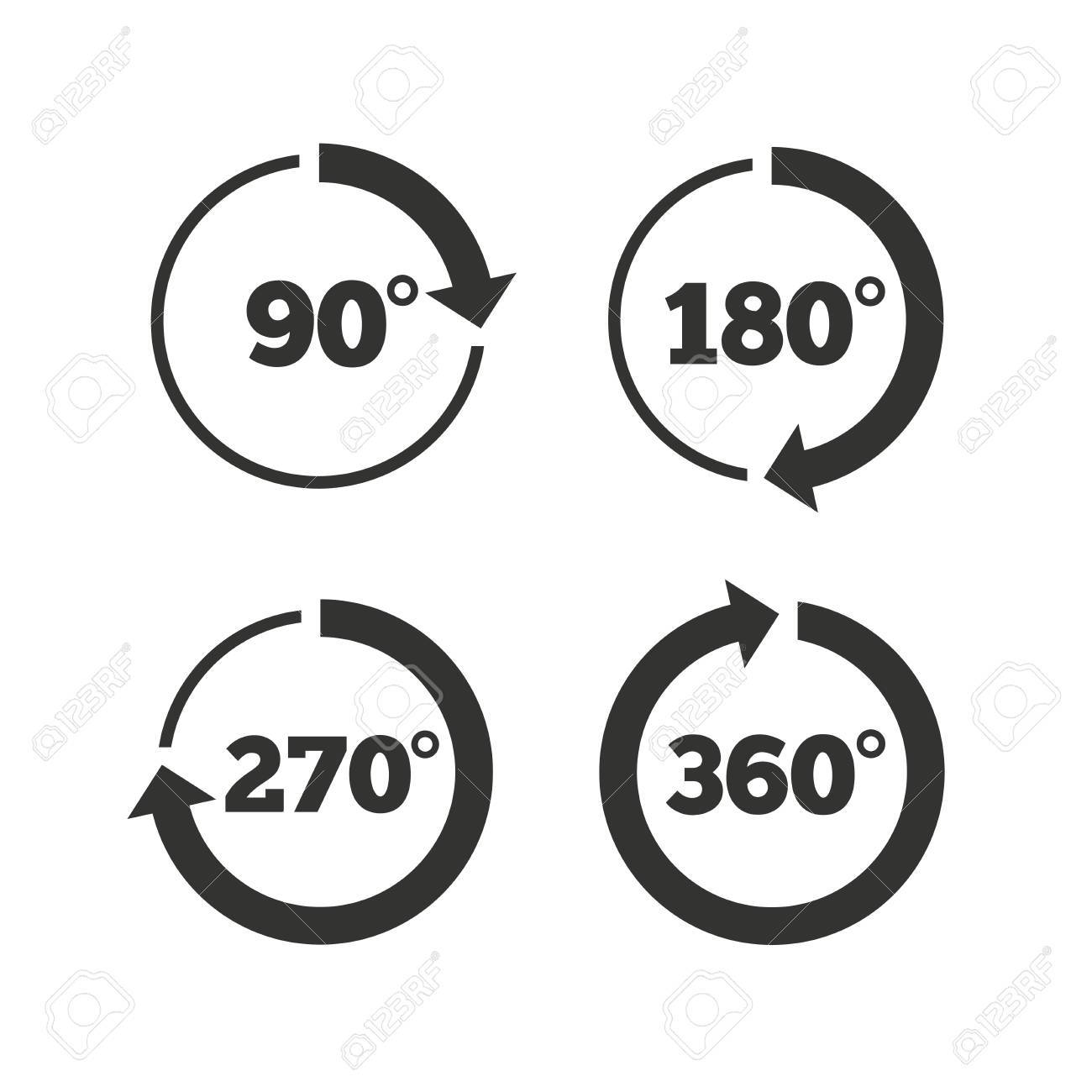 Type degrees symbol image collections symbol and sign ideas angle 45 360 degrees circle icons geometry math signs symbols angle 45 360 degrees circle icons biocorpaavc Choice Image