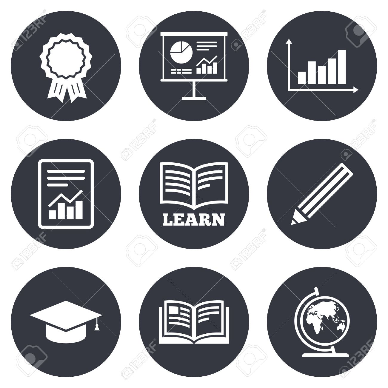 508919 Education Icon Stock Vector Illustration And Royalty Free