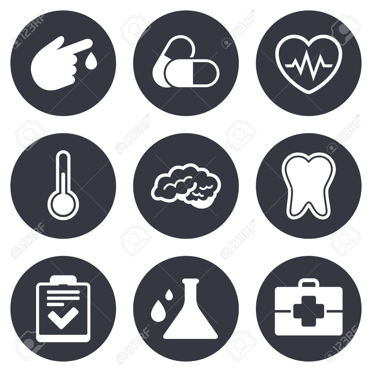 Medicine healthcare and diagnosis icons tooth pills and doctor medicine healthcare and diagnosis icons tooth pills and doctor case signs neurology biocorpaavc